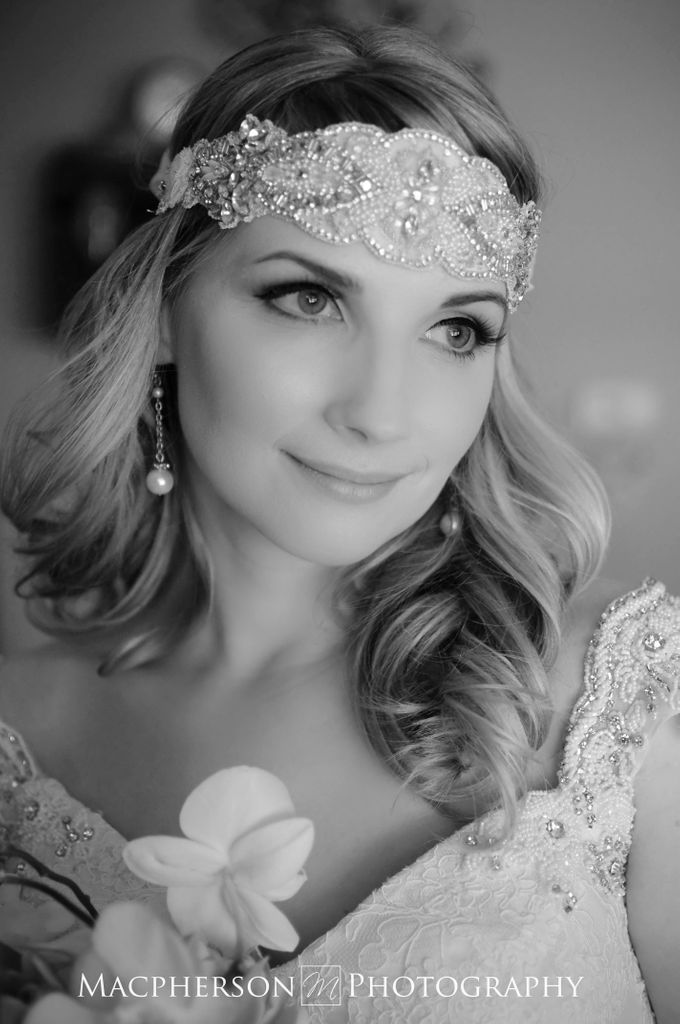 Vintage Wedding Styled Shoot by Macpherson Photography - 004