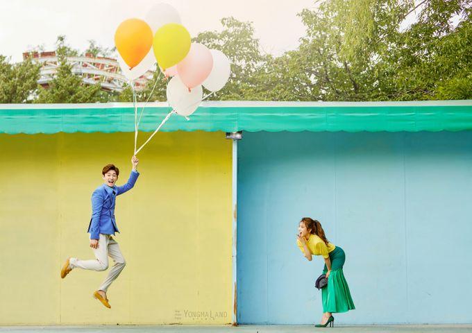Korea Pre-Wedding Photoshoot - Studio 29 by Willcy Wedding by Willcy Wedding - Korea Pre Wedding - 013