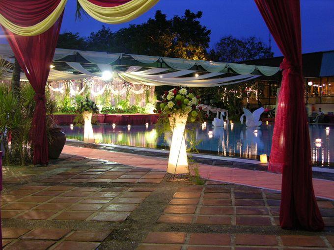 Wedding Poolside at Graha Residen Serviced Apartments Surabaya by Graha Residen Serviced Apartments Surabaya - 002