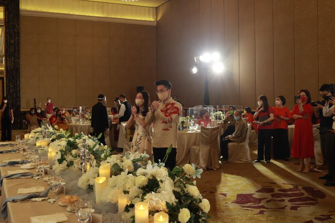 Entertainment Sangjit Hotel Mulia Jakarta by Double V Entertainment by Double V Entertainment - 012