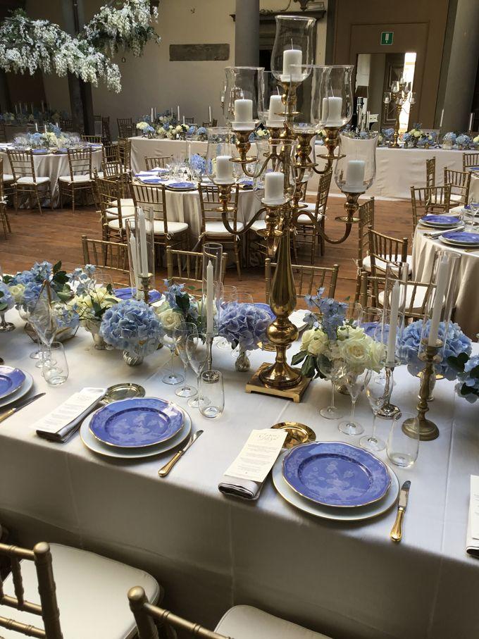 A blue wedding by C&G Wedding and Event Designer - 003