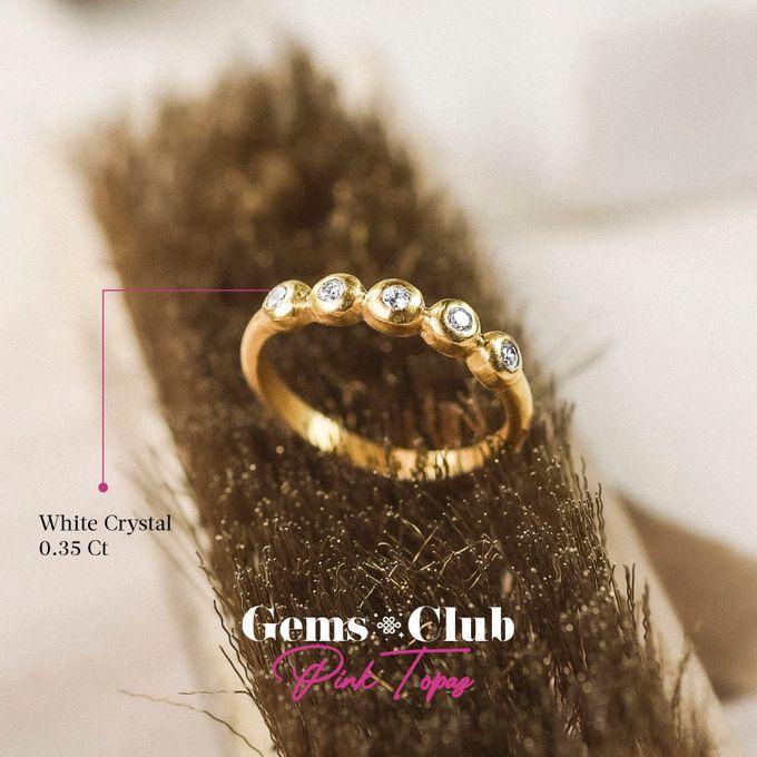 """Gemsclub """"Pink Topaz"""" by Tulola - 013"""