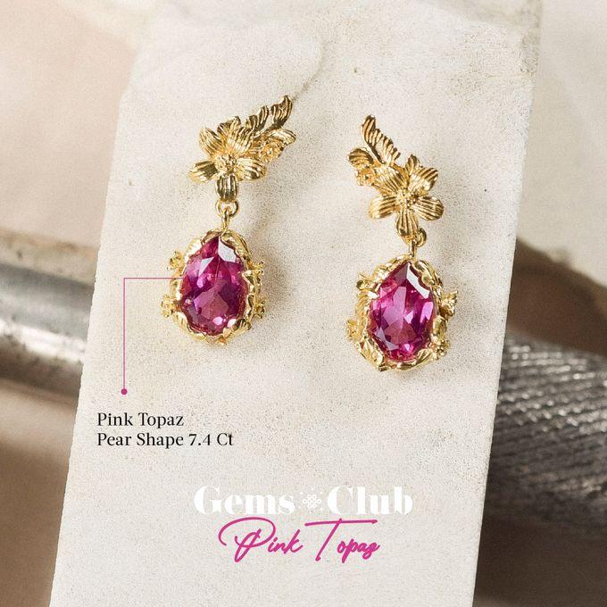 """Gemsclub """"Pink Topaz"""" by Tulola - 011"""