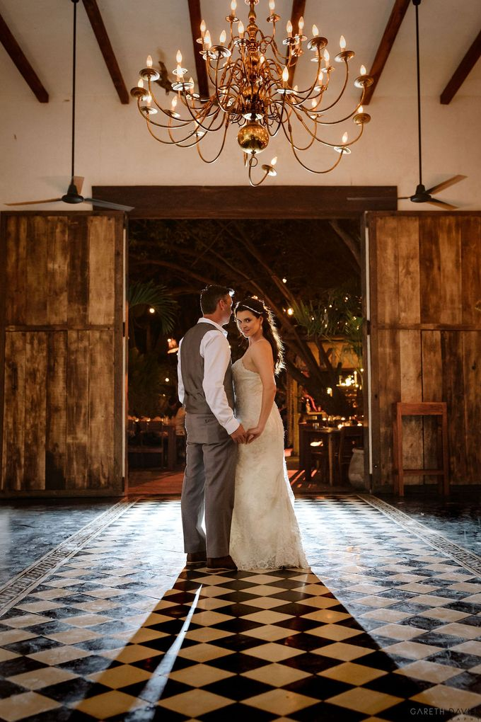 Wedding Photography in Mexico by Gareth Davies Photography - 005