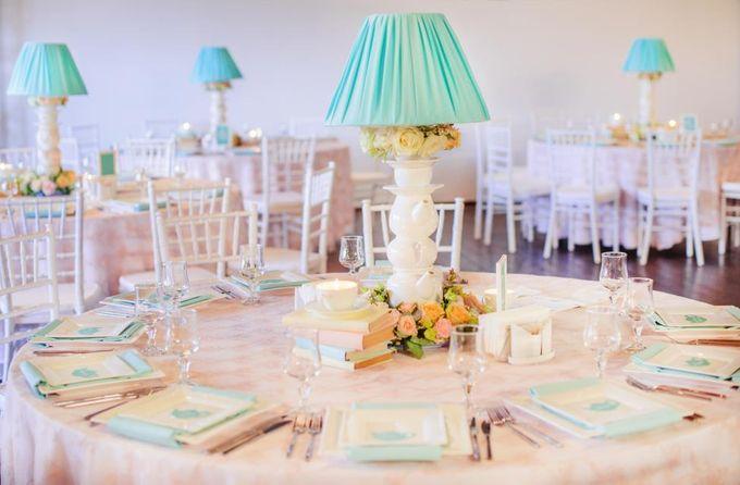 Tiffany Wedding by Caramel Events - 023
