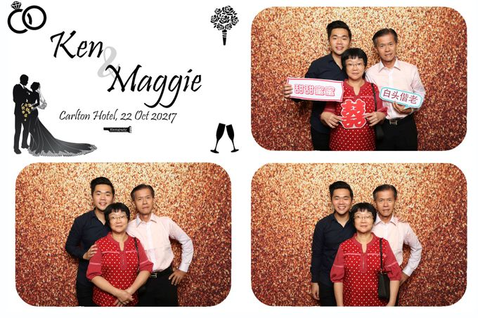 Ken and Maggie by Carlton Hotel Singapore - 023