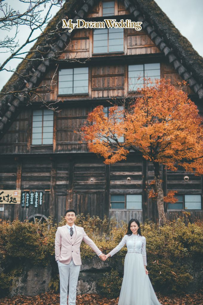 Shirakawa-Go(白川鄉) by My Dream Wedding - 021