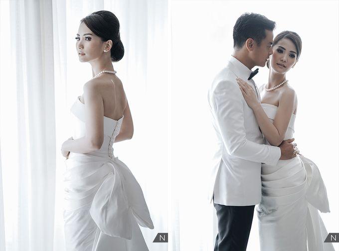 Dion Wiyoko & Fiona Wedding by Djampiro Band Bali - 023