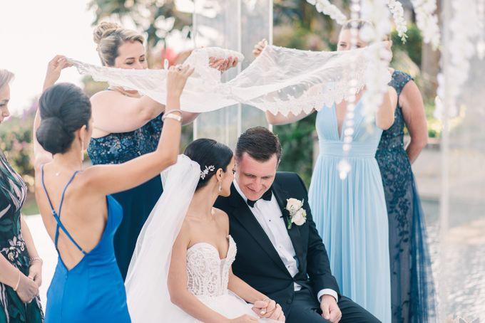 Jesse & Mahsa Wedding by Chroma Wedding - 007