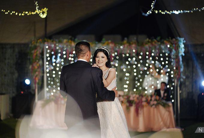 Jason & Brigitta Wedding by NOMINA PHOTOGRAPHY - 025
