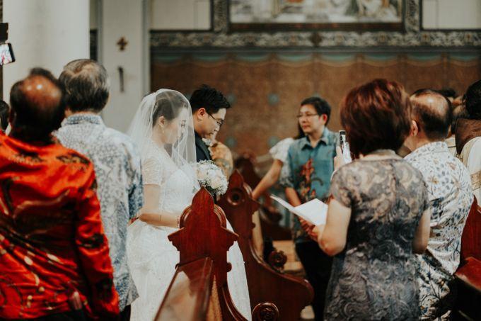 The Wedding of Prakarsa & Angel by V&Co Jewellery - 023