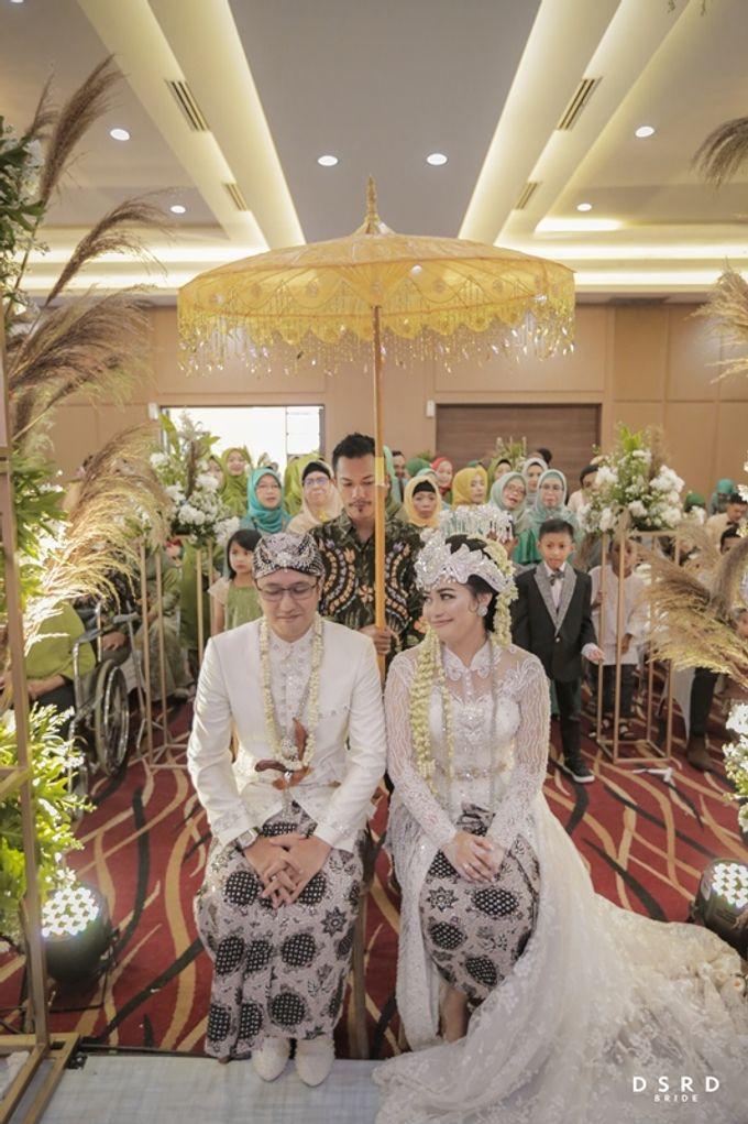 The Wedding Of Novi & Sandy by Pandjava Culinary Service - 022