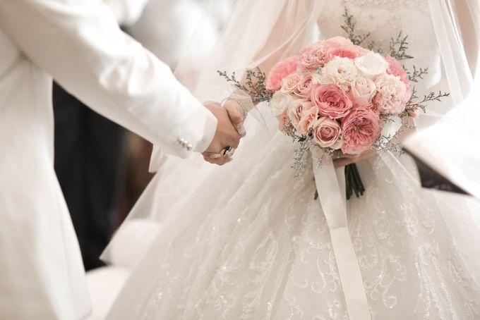 Pullman Hotel Thamrin - Thyo & Kezia Holy Matrimony by Impressions Wedding Organizer - 006