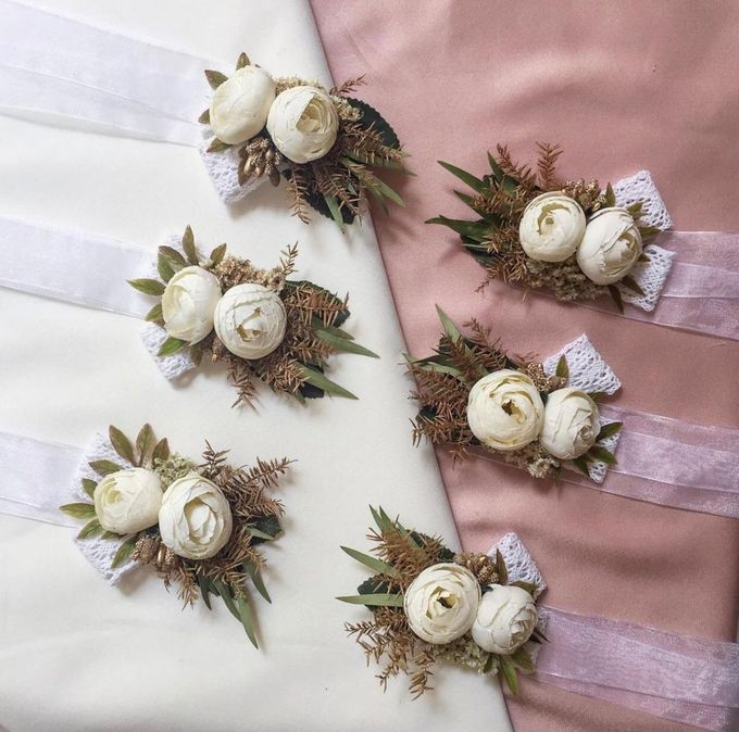 Boutonniere & Corsage by Rose For You - 023