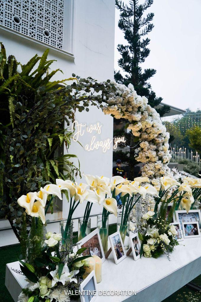 Grady & Kezia Wedding Decoration by Valentine Wedding Decoration - 023