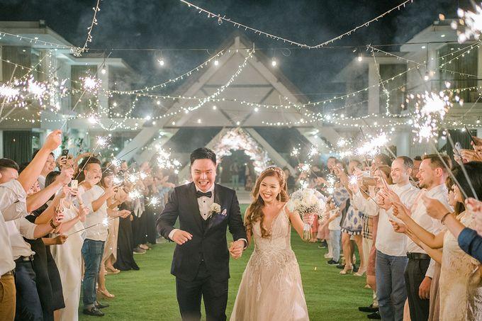 Wedding of Irfanto & Meilani by Nika di Bali - 023