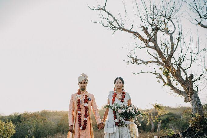 Nagisa Bali Wedding for Neel & Davina by Nagisa Bali - 023