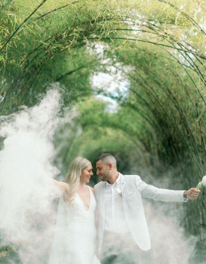 Brooke & Khalid Wedding by Bali Brides Wedding Planner - 023