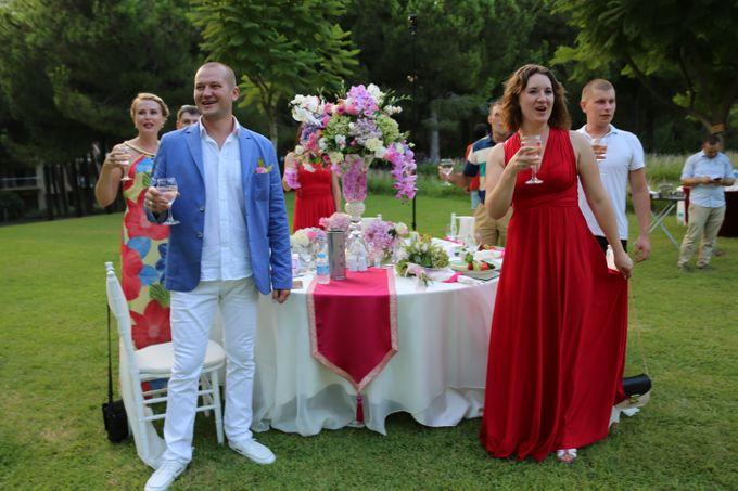 Tatyana & Vladimir Kazakh Wedding in Antalya by Wedding City Antalya - 023
