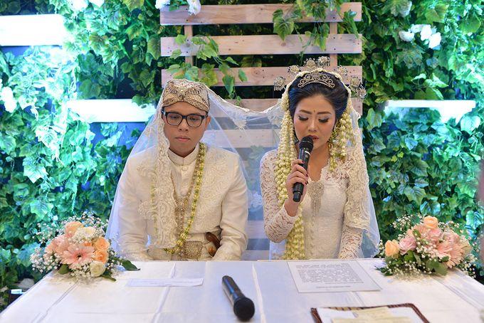 The Wedding of Iqbal & Ranny by Khayim Beshafa One Stop Wedding - 016