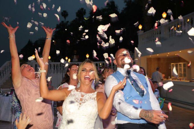 Mica & Ross British wedding by Wedding City Antalya - 023