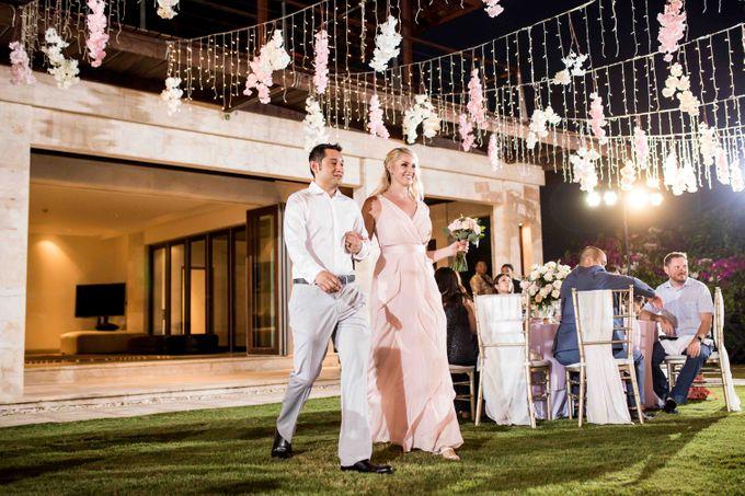 Ashley & Alan Wedding by The edge - 005