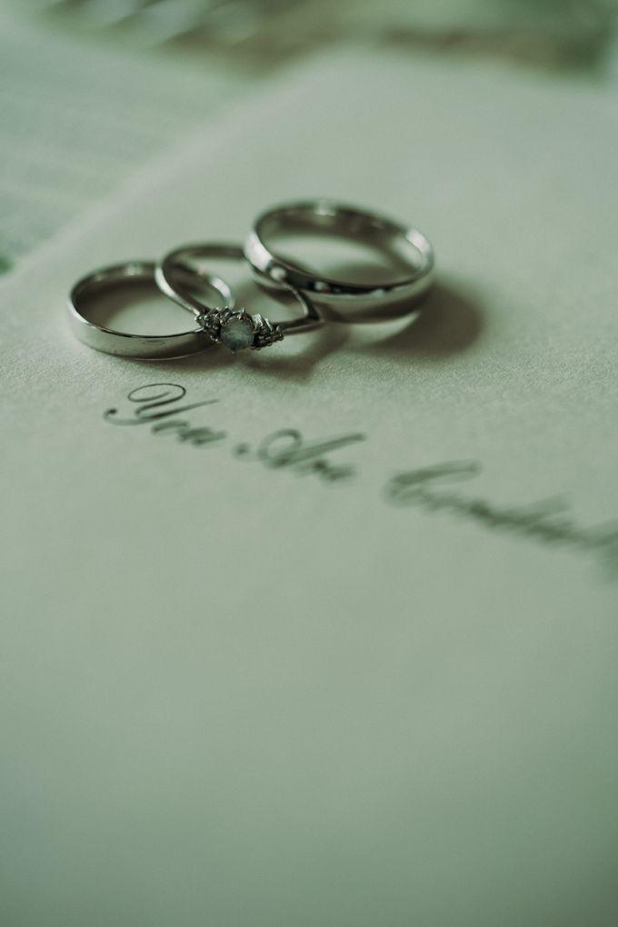 Nicole & Daniel Wedding at Menara Imperium by AKSA Creative - 020