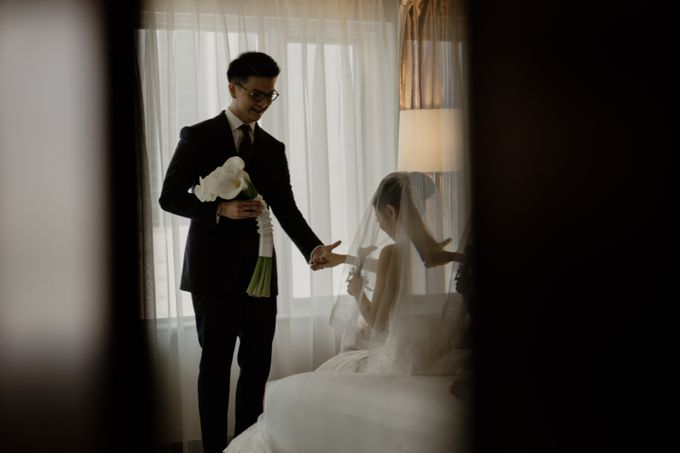 Leonard & Shieng Wedding by Casablanca Design - 023