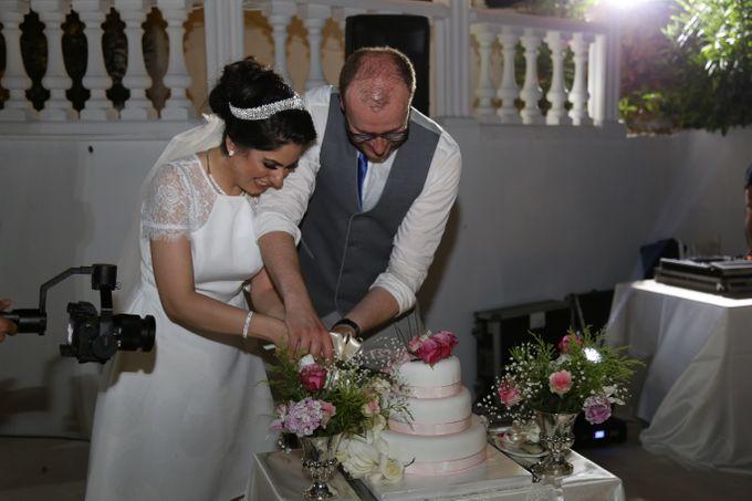 Persian wedding of Bahar & Andreas by Wedding City Antalya - 022