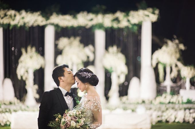 The Wedding of Gerry & Devina by The Wagyu Story - 023