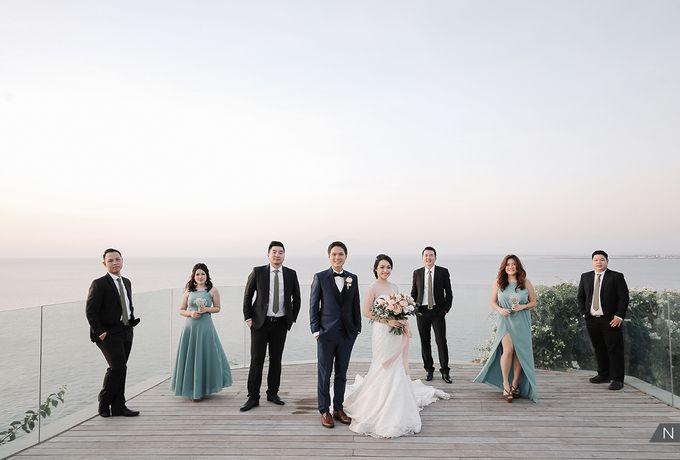 Reinaldo & Beatrice Wedding by NOMINA PHOTOGRAPHY - 024