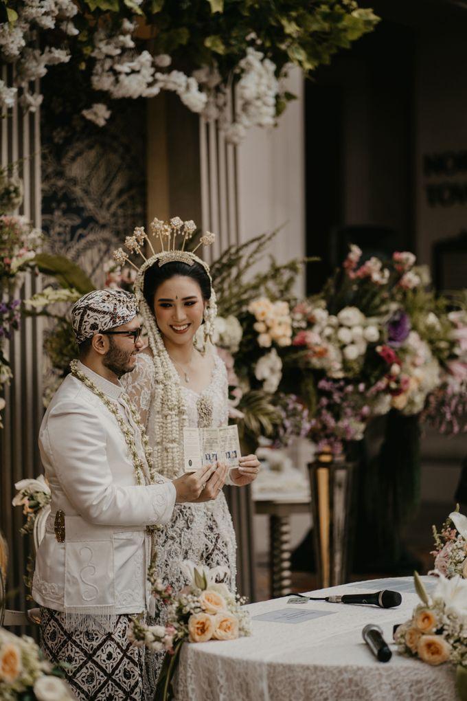 Denita & Fahmi Wedding by AKSA Creative - 023