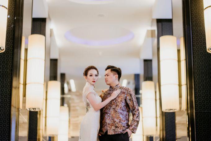 The Wedding of Leon & Audrey by Hotel Indonesia Kempinski Jakarta - 022