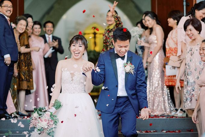 Wedding of Brian & Michelle by Nika di Bali - 023