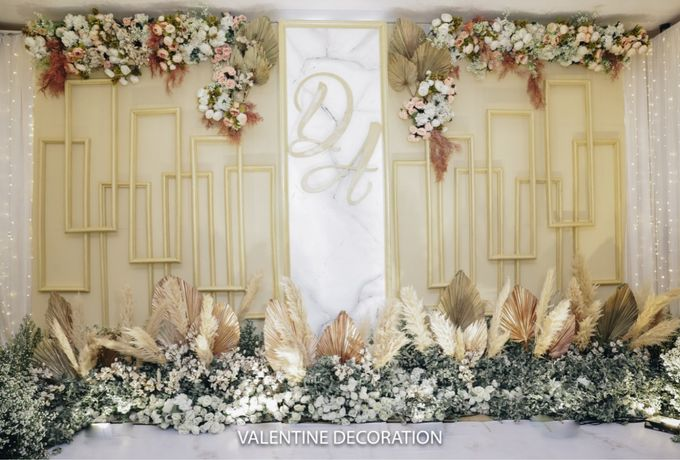 Ary & Dita  Wedding Decoration by MY MUSE BY YOFI - 023