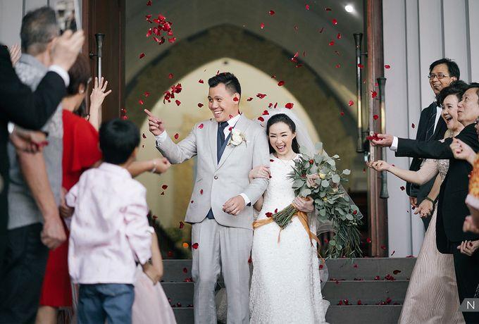 Johan & Finna Wedding by Sofitel Bali Nusa Dua Beach Resort - 023
