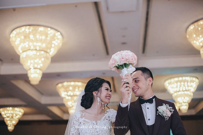 The Wedding - Ica & Toha by JW MARRIOTT HOTEL MEDAN - 010