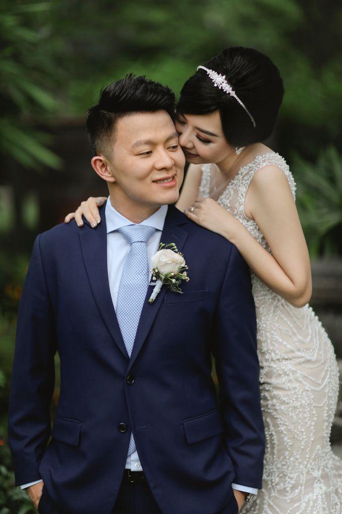 The Wedding of Johnsen & Fortunata by BDD Weddings Indonesia - 023