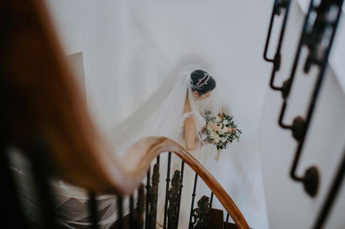 The Wedding of Ryoichi & Stephanie by BDD Weddings Indonesia - 018