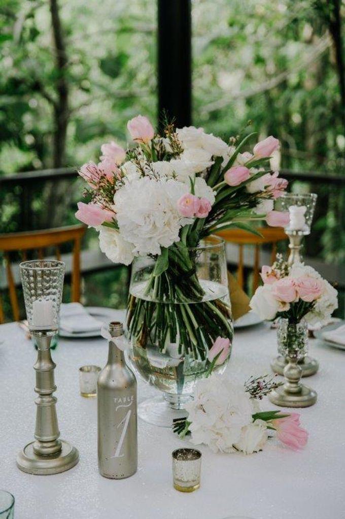 The Wedding of Larrie & Vivienne by BDD Weddings Indonesia - 023