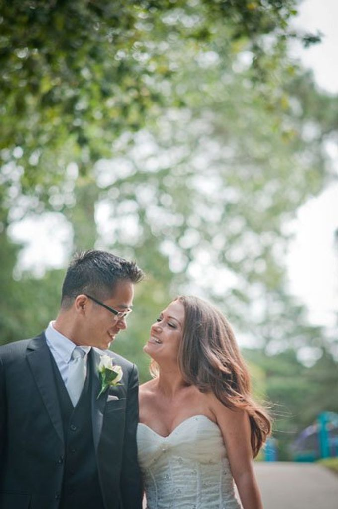 Dandenong Mountains Wedding by Innicka Dee Cakes - 023