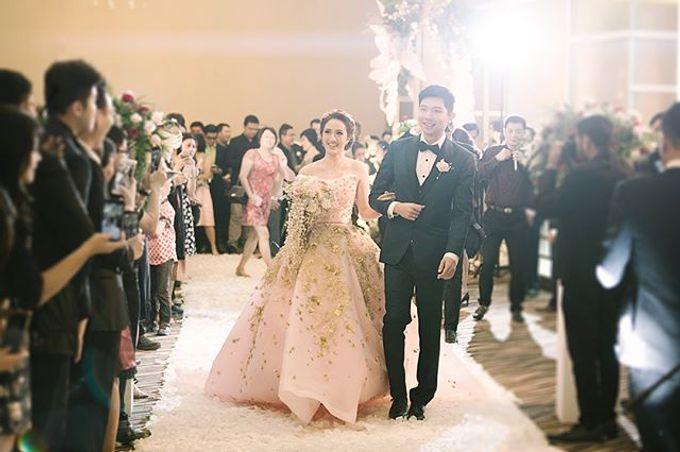 Tommy Mira Wedding by Cynthia Tan - 002