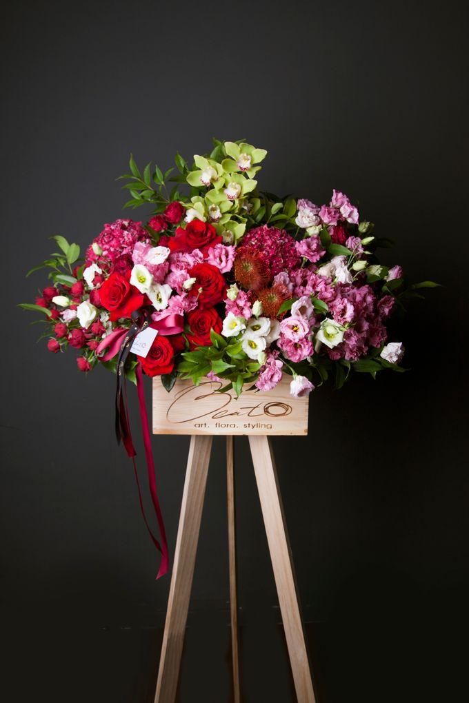 Flora stand Styling - celebration by Beato - 009