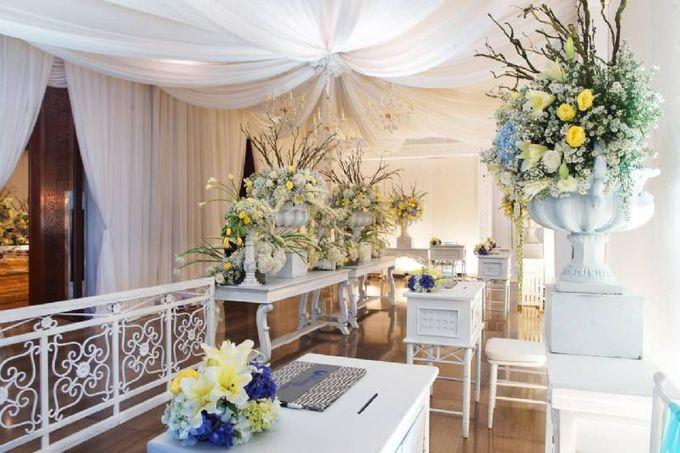 Premium Intimate Wedding at Bidakara by Bright Wedding Jakarta - 003