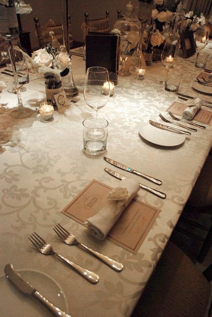 'Eloquence' by Tea Rose Wedding Designer - 010