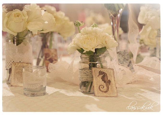 our kind of pink by Tea Rose Wedding Designer - 001