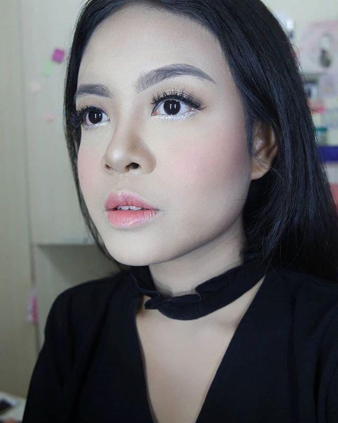 makeup for ms prima by kintan yulita - 001