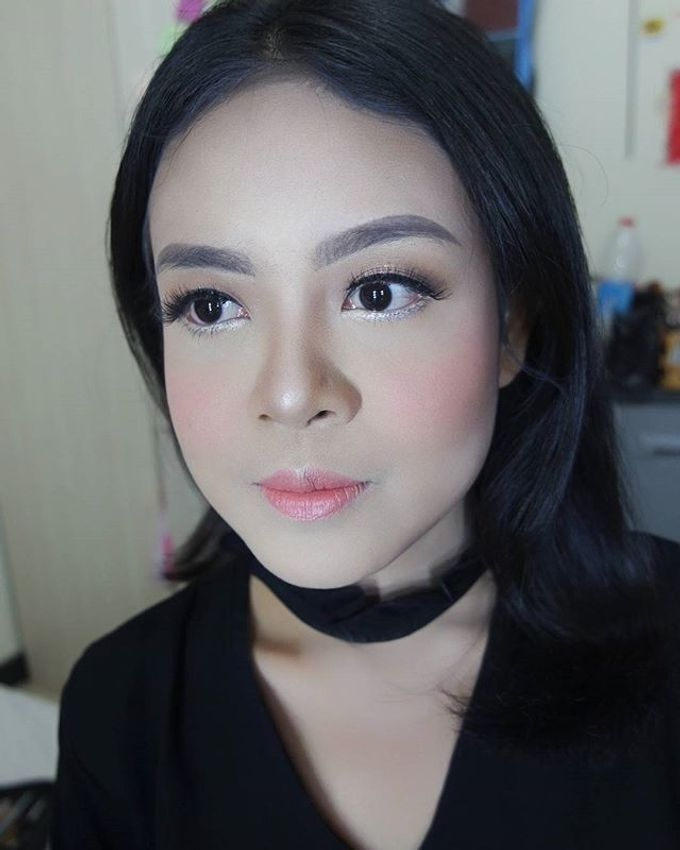 makeup for ms prima by kintan yulita - 003