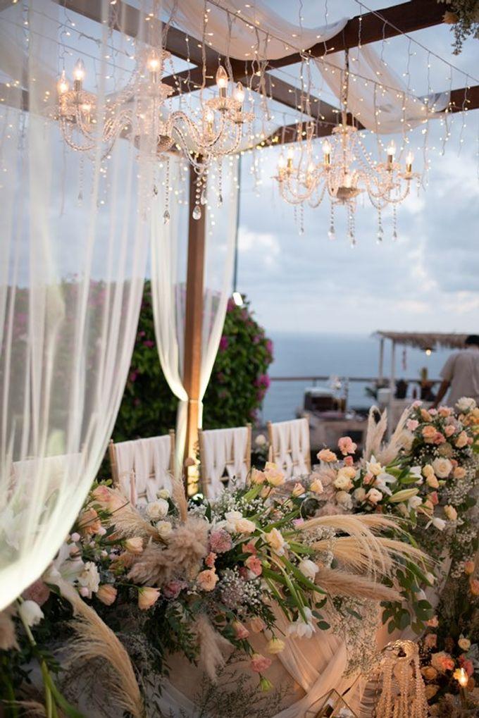 Wedding Asheeq & Vira by Bali Izatta Wedding Planner & Wedding Florist Decorator - 018
