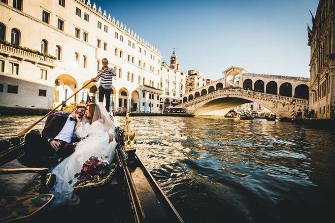 Luxury wedding in Venice by CB Photographer Venice - 044